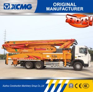 XCMG Official Manufacture Hb52k Concrete Pump with Mixer for Sale pictures & photos