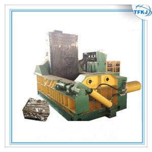 CE Hydraulic Scrap Steel Iron Aluminum Metal Baler (High Quality) pictures & photos