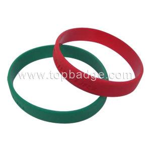 Silicon Bracelet / Silicon Wristband (FTPV3601) pictures & photos