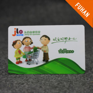 Hot Sale and Good Price Member PVC Card pictures & photos