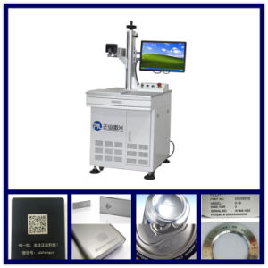 20W Fiber Marking Machine for Marking Hardware Tools with High Quality pictures & photos
