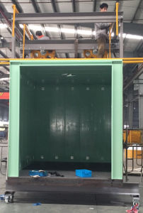 Painted Steel Goods/Freight/Cargo Elevator pictures & photos