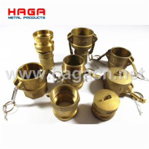 Brass Camlock Coupling pictures & photos