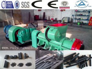 High Quality Coal Rods Extrusion Machine pictures & photos