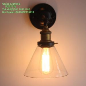 Chinese Lighting Manufacturer Decoration Wall Lamp (GB-0408-1) pictures & photos