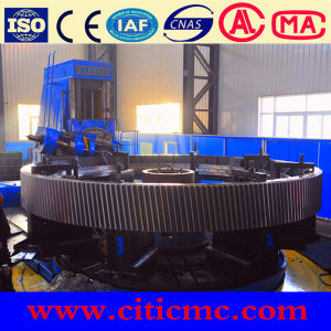 Lime Rotary Kiln Parts Girth Gear for Citic IC pictures & photos