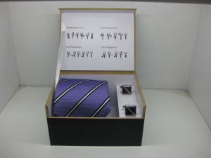 High Quality Fashion Stylish Necktie Gift Box (NB-08) pictures & photos
