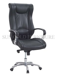 Cow Leather Boss Chair (SZ-OC055) pictures & photos