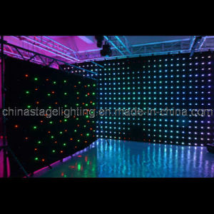 LED Stage Lights LED Star Cloth Curtain (4m*6m) (GM026)