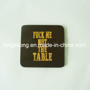 MDF Wooden Coasters, Wooden Coasters Wholesale pictures & photos