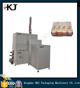 Automatic Flat Bag Packing Machine for Outer Packing of Noodle pictures & photos