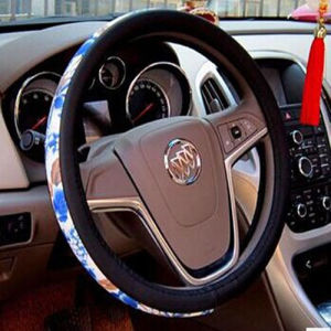 Bt 7229 Blue and White Porcelain, Ancient Overflow Steering Wheel Cover pictures & photos