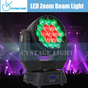 2015 New Coming Best Selling 19X12.8W LED Lighting