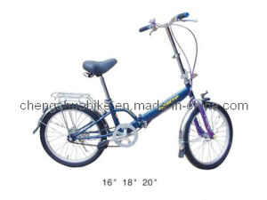 Elegant Folding Bicycle CS-F1212 of High Quality pictures & photos