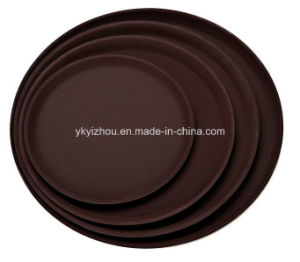 Plastic Food Serving Tray for Restaurant / Hotel pictures & photos