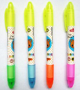 New Design 2 in 1 Highlighter Pen (m-818-2)