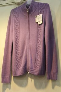 Men′s High Neck Cashmere Cardigan (CPC1106L) pictures & photos