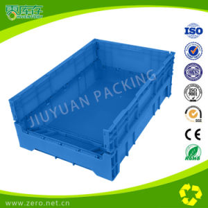 Hot Sale Plastic Logistic Turnover Folding Box pictures & photos