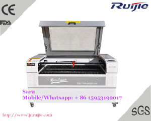 Ruijie 1390 80W CO2 Laser Cutting Machine / Laser Engraving Machine Made in China pictures & photos