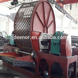 CE ISO9001 Approved Used Tire Extractor/ Waste Tyre Wire Debeader/ Tire Shredder Line pictures & photos