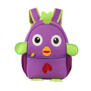 The Most Cute Cartoon Chick Backpack for Children pictures & photos