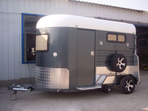 Model 38 Horse Trailer pictures & photos