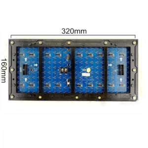 P13.33 Outdoor Full-Color Unit Board Screen Unit Plate Wholesale 320*160mm Full Color LED Advertising Screen Module pictures & photos