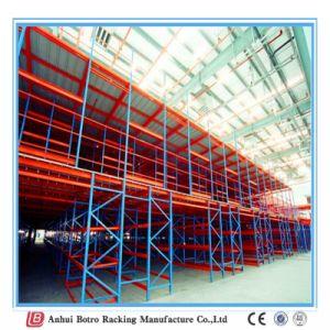 Warehouse Mezzanine Floor Display Steel Rack pictures & photos