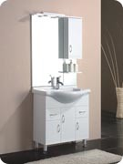 MDF Bathroom Cabinet with Best Selling Prices pictures & photos