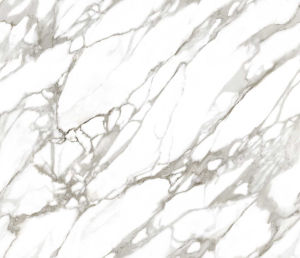 Carrara White of Glazed Porcelain Floor Tile Price 600X600mm pictures & photos