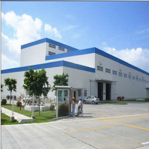 Prefab Steel Frame Building for Warehouse /Workshop (KXD-SSW1679) pictures & photos