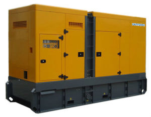 280kw/350kVA Silent Diesel Generator Set Powered by Perkins Engine pictures & photos