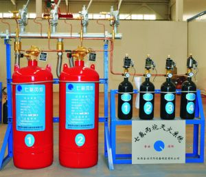 70kg FM 200 Fire Extinguisher pictures & photos
