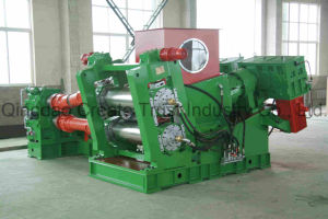 High Performance Double Conical-Screw Extruder and Sheeter pictures & photos