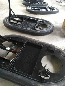 Factory Direct Selling Bumper Car Tyre and Inner Tube pictures & photos