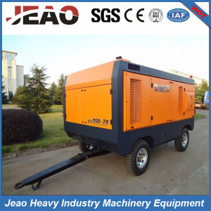 Hg980-24f Portable Diesel Screw Air Compressor for Water Well Drilling Rig pictures & photos