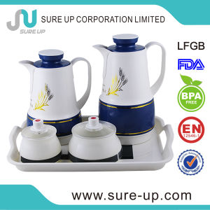 Middle East Arabic Plastic Family Suits Flask Coffee Tea Jug (JGHK) pictures & photos