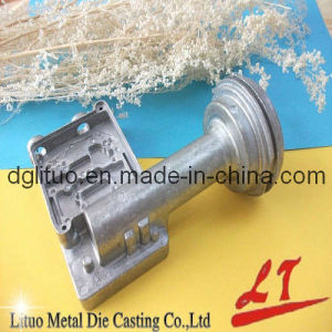 Aluminium Alloy Hardware Die Casting with Remote Controller Telecommunication Part pictures & photos