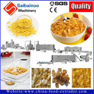 Breakfast Cereal Corn Flakes Machinery Manufacture