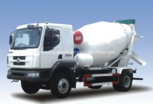 China High Quaility 4X2 Concrete Mixer Truck pictures & photos