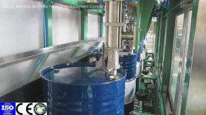 Automatic 200L Filling and Palletizing Machine (ISO9001, CE)