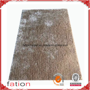 Cheap Price Plain Color Shaggy Carpet Popular Designs Area Rug pictures & photos