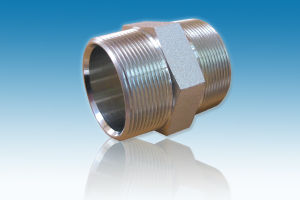 Parker Carbon Steel Hydraulic Quick Coupling