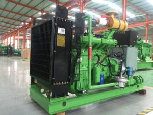Natural Gas Generator Set 70kw Ce ISO Approved pictures & photos