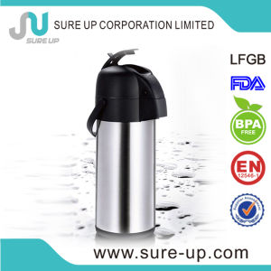 New Luxury Design Plastic Cap Stainless Steel Thermal Flask for Tea/Coffee/Wine (ASUF) pictures & photos