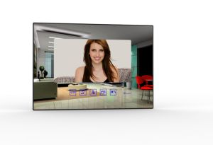 Mirror Surface Monitor for Villa Intercom System (MR880C4S) pictures & photos