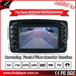 Android 5.1car DVD GPS Navigation for Benz Viano/Vaneo Car Audio with 3G Connection Hualingan pictures & photos