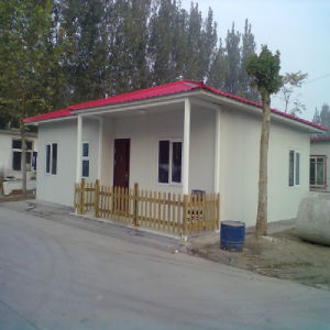 Light Steel Prefab Kit House with Ce Certification pictures & photos