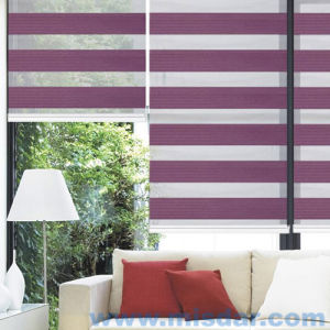 Window Treatment Double Layer Shade pictures & photos