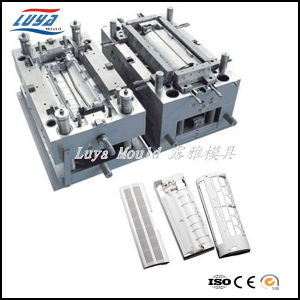 Precision Machining Plastic Air-Conditioner Housing Mould